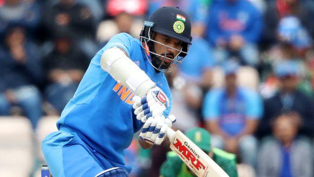 India's opening batsman Shikhar Dhawan has leapfrogged Suresh Raina's T20I runs tally during his 52-run knock against Australia in the second T20I at the Sydney Cricket Ground on Sunday.