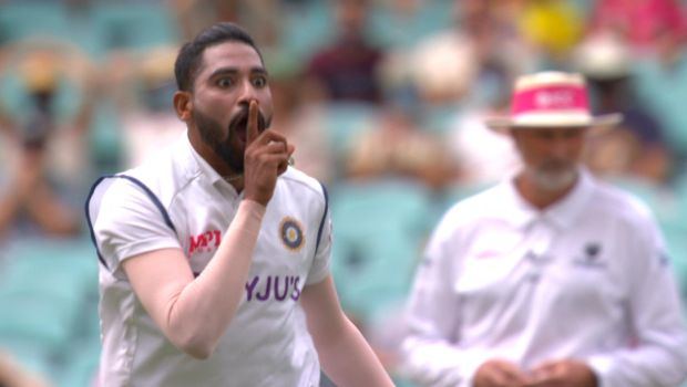 Aus vs Ind 2021: Mohammed Siraj enters an elite list of Indian bowlers after maiden five-wicket haul