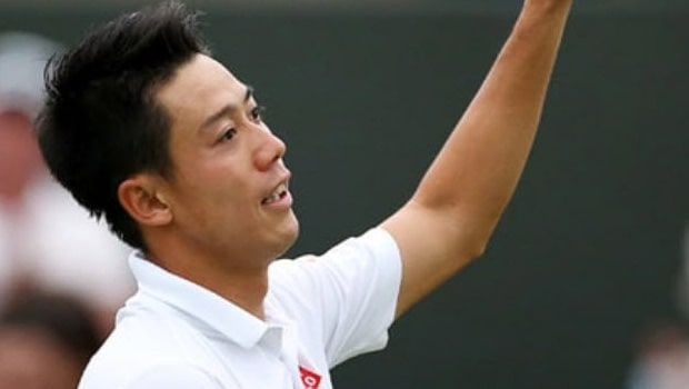 Kei Nishikori produces moment of Australian Open magic