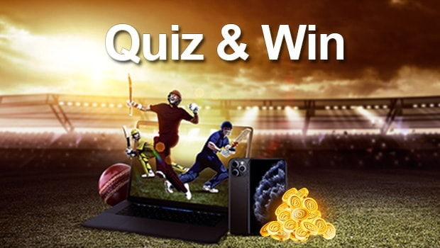 Congratulations to all the Winners of Quiz & Win: IND v ENG!