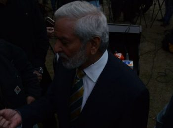 Ehsan Mani PCB Chairman