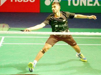 Kidambi Srikanth Badminton