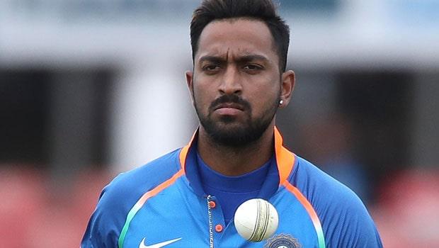 Krunal Pandya Cricket