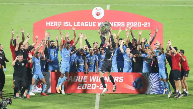 DafaNews Congratulates Mumbai City for winning the ISL 2020-21 League Winner's Shield