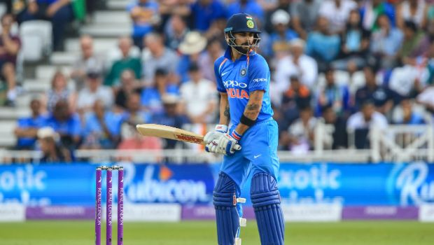 ICC T20I rankings: Virat Kohli moves up to fourth place after sublime series against England