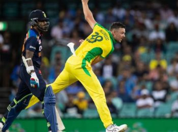 IPL 2021: Jason Behrendorff replaces Josh Hazlewood in CSK squad