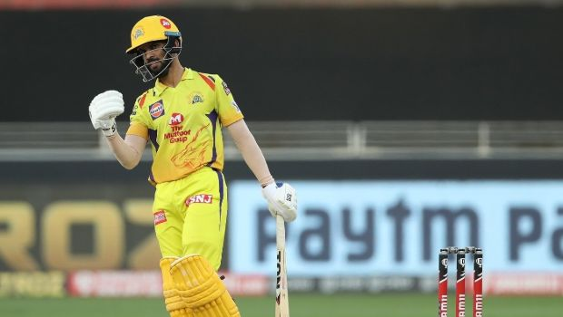 IPL 2021: Ruturaj Gaikwad earned a bit of time with the way he played last season - Stephen Fleming