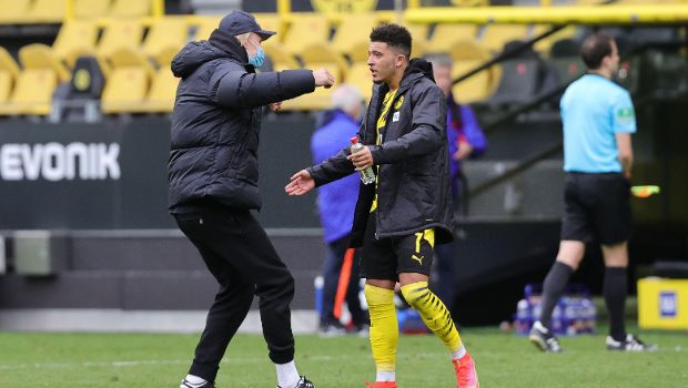 Reports: Manchester United Eager to Sign Jadon Sancho before the start of Euro 2021