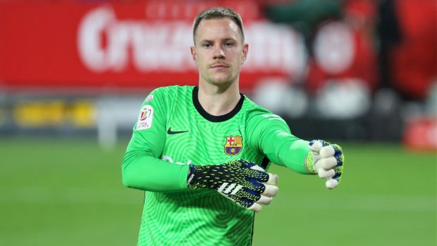 Barcelona's Marc-Andre ter Stegen ruled out of Germany's Euro 2020 campaign with injury