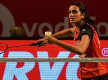 PV Sindhu Indian badminton