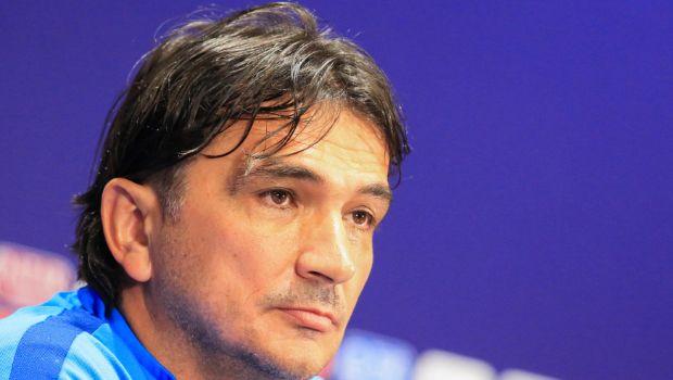 No fear over Croatia form reckons Zlatko Dalic
