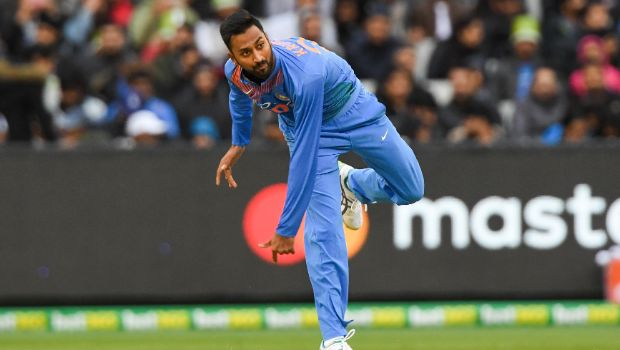 Krunal Pandya's eight close contacts return negative test, set to play in second T20I: Report