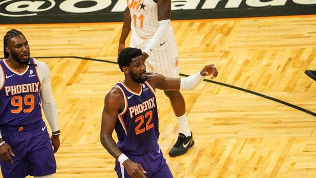 Phoenix Suns Deandre Ayton