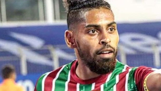Roy Krishna extends his stay at Indian Super League outfit ATK Mohun Bagan