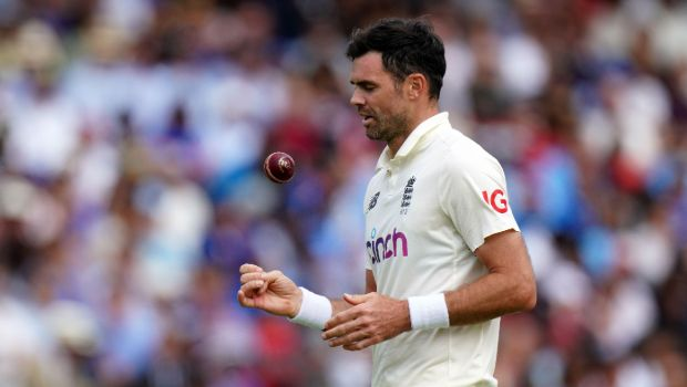 We came here hungry and ready to fight: James Anderson reveals how England fought back