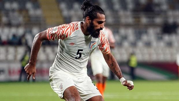 Sandesh Jhingan football