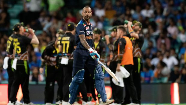 Shikhar Dhawan was little bit unlucky to miss out in T20 World Cup squad: Brad Hogg