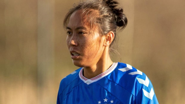 Bala Devi urges Indian football fans to come in support of the Indian Women's football team for the upcoming AFC Women's Asian Cup