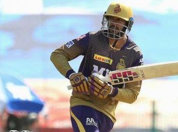 IPL 2021: I am grateful to the management - Venkatesh Iyer after match-winning knock against DC